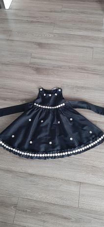 Sukienka czarna 104