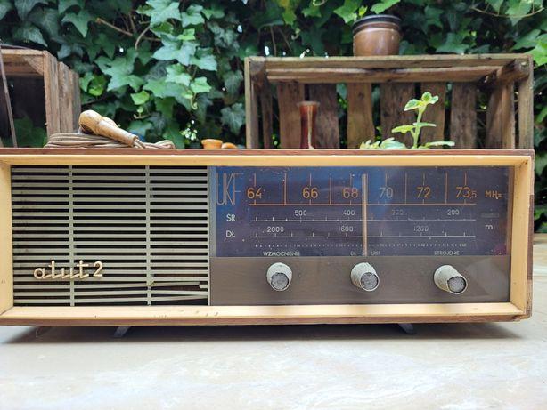 Radio ATUT 2  antyk/wintage Rezrwacja