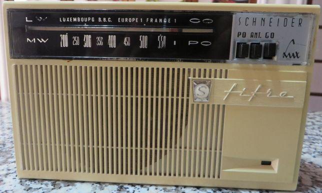 Radio portátil SCHEIDER