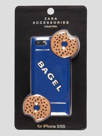 Новый чехол бампер Zara для айфон iPhone 4/4s