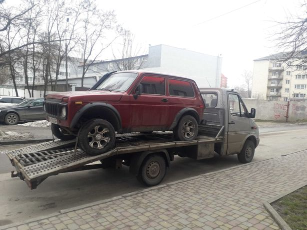 Евакуатор Тернопіль