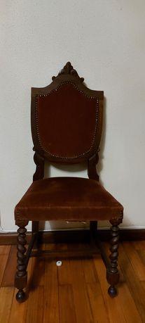 Cadeira vintage impecável
