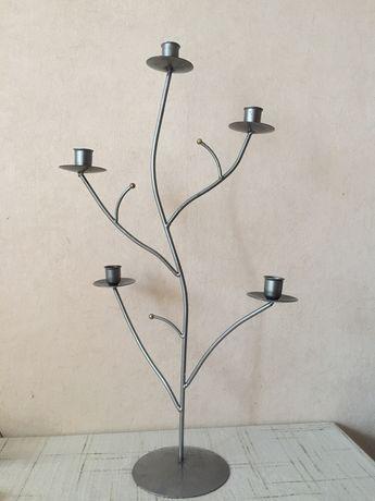 Świecznik dekoracyjny