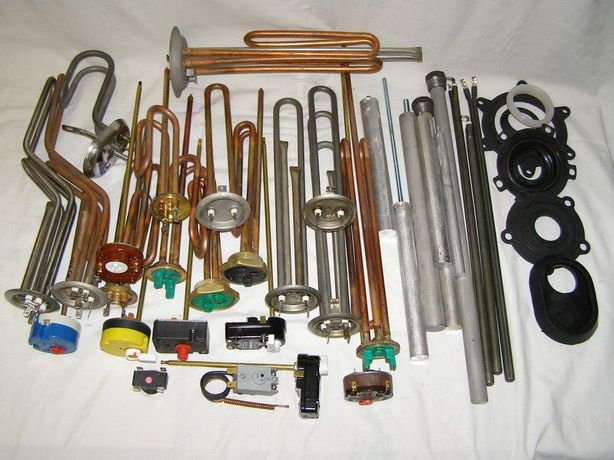 Запчасти и комплектующие для водонагревателя (бойлера)