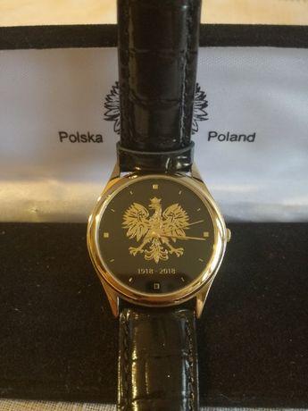 Polski zegarek patriotyczny