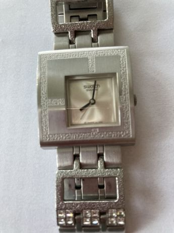 Elegancki zegarek Swatch