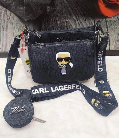 Torebka Karl Lagerfeld 3 w 1