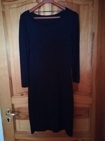 Elegancka dzianinowa sukienka Carry rozm 36 +Gratis.