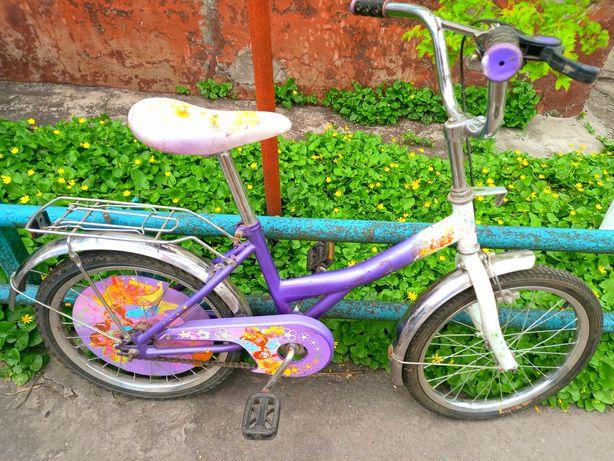 Велосипед 20 для девочки