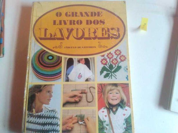 O Grande Livro dos Lavores 1977