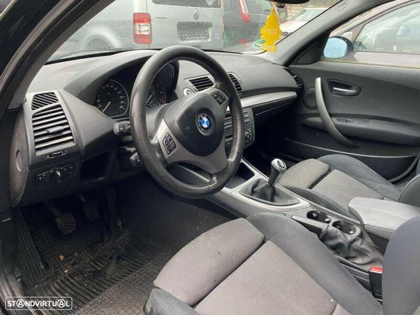 BMW serie 1 E87 E81 118 120d GPS Radio Antena Climatronic interruptor botão