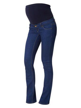 MAMALICIOUS ciążowe NOWE cienkie jeansy r. W:30 L:34 około 40