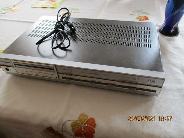 Wzmacniacz stereo TELEFUNKEN HA 800 100% Ok! 2x50W  ELNA