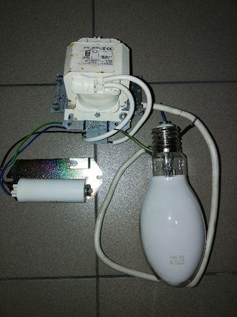 Żarówka Philips HPL-N250W E40 z transformatorem