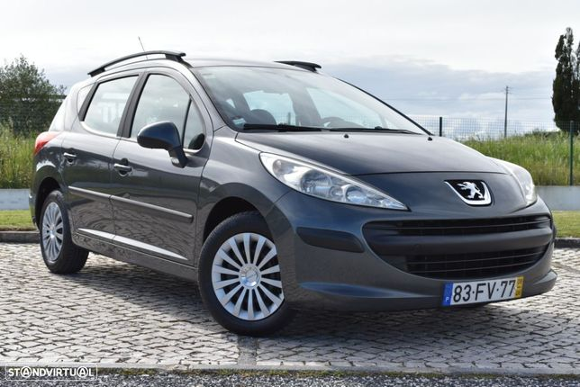 Peugeot 207 SW 1.6 HDi Sport FAP