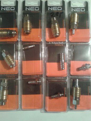 Szybkozłączki kompresora