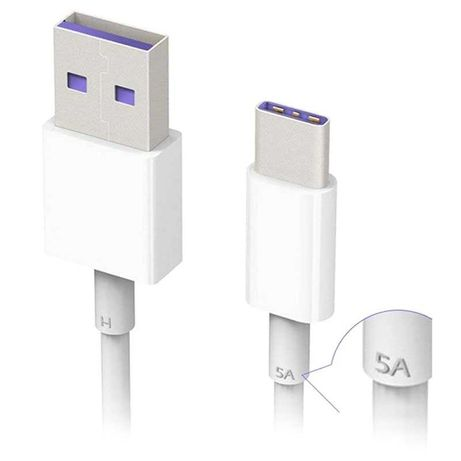 Cabo USB Tipo-C HUAWEI Supercharge | USB-C Huawei