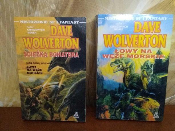 Dave Wolverton, Łowy na węże morskie, Ścieżka bohatera