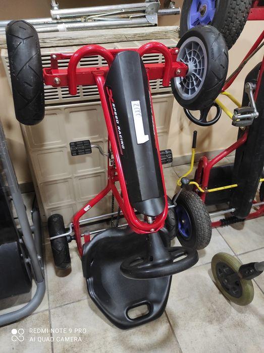 Авто на педалях pyky Калуш - изображение 1