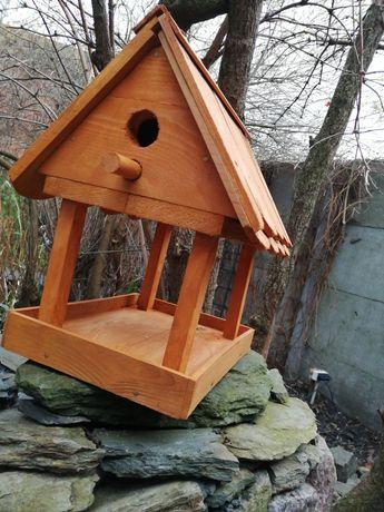 Karmnik, Karmnik dla ptaków, budka dla ptaków