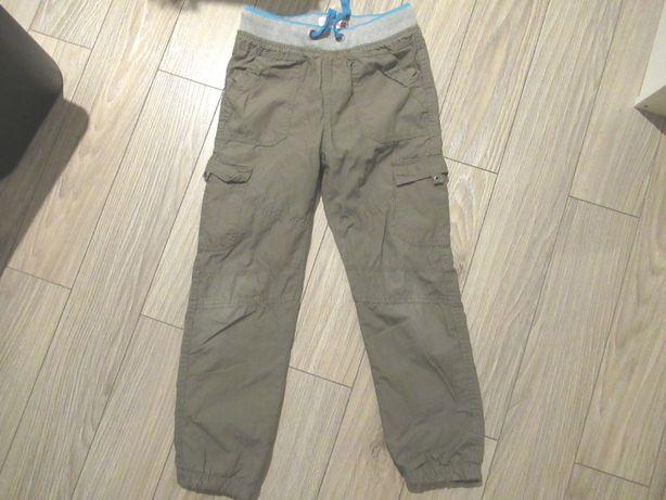 Spodnie zimowe - rozm. 128 - SMYK