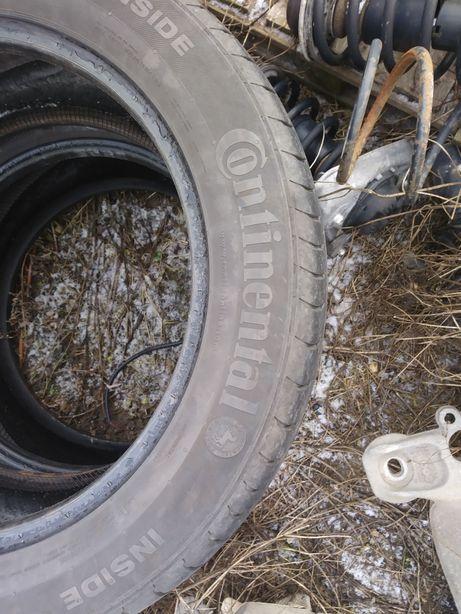 Opony Continental 245/50 R18 letnie