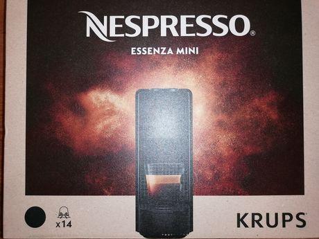 Nespresso Krups Essenza Mini NOVA garantia 07.2023