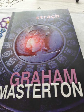 Graham Masterton  Strach.