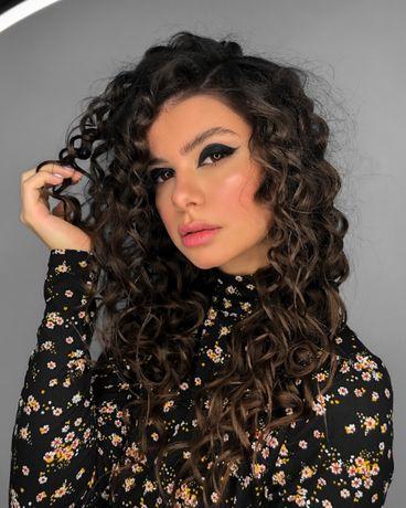 Makijaż wieczorowy, ślubny, fotograficzny, stylizacja Brwi