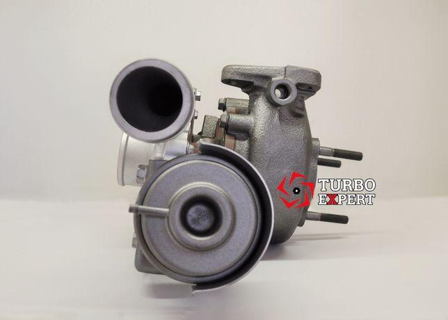 Турбина Hyundai Santa Fe 2.2 CRDI, D4EB, 114 Kw, 2006+ картридж