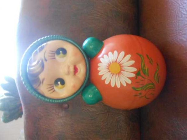 Игрушка- Кукла- неваляшка