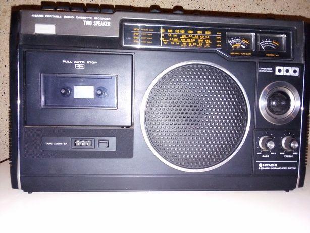 Radio Vintage anos 70/80 HITACHI