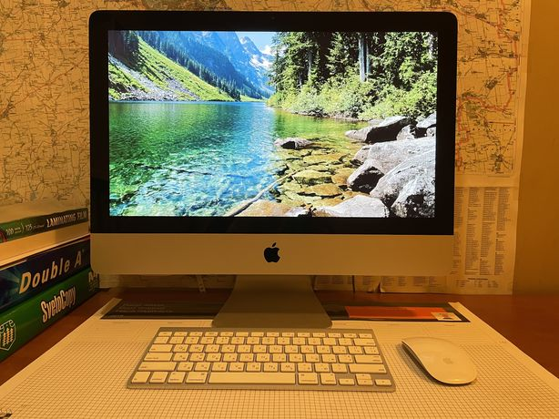 Apple IMac 21,5 2010 Good condition!
