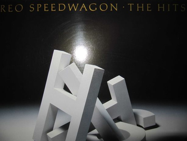 Виниловый Альбом Reo Speedwagon – The Hits - 1988 *ОРИГИНАЛ (NM/NM)