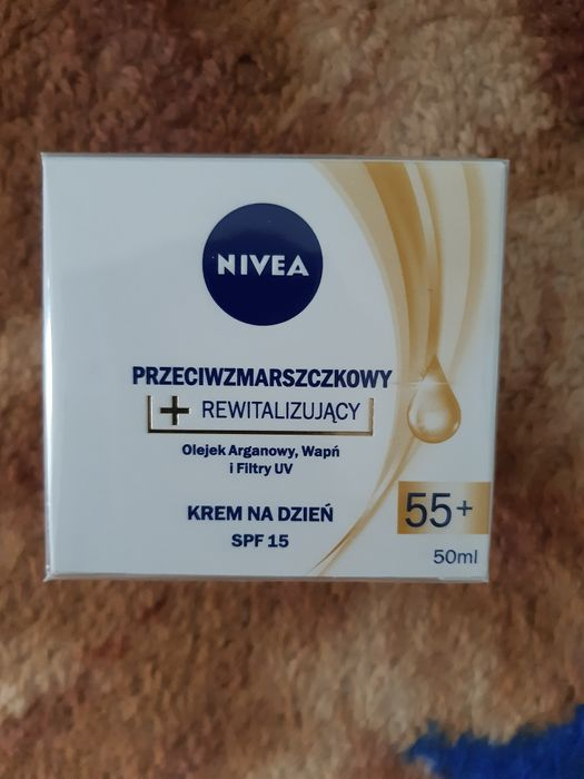 Kremy NIVEA na dzień i noc po 15zl Warszawa - image 1