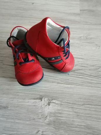 Emel - skórzane buciki dla dziecka