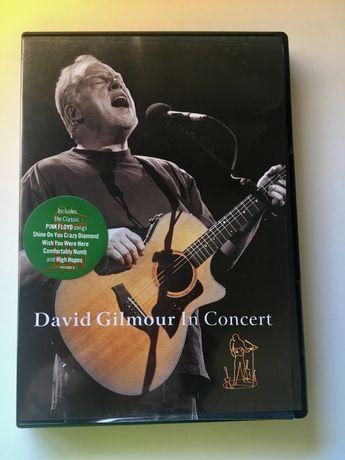 David Gilmour in concert - DVD - NOVO