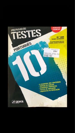 Preparar os Testes - Português 10° ano
