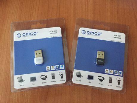 Продам блютуз адаптер Bluetooth Orico BTA-403 CSR 8510