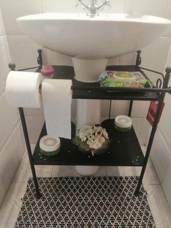 Móvel lavatório coluna