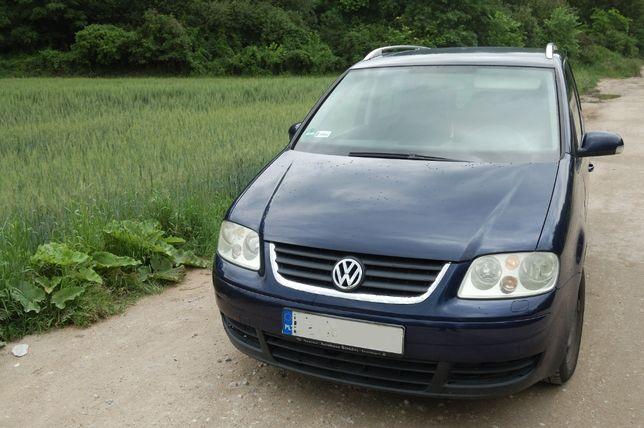 Volkswagen Touran 2,0 TDI