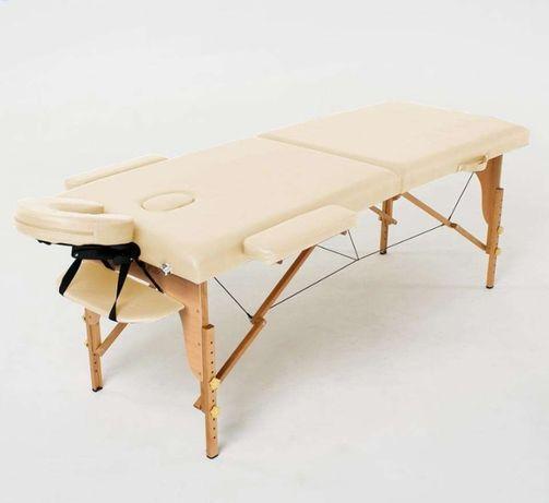 качественная буковая кушетка стол массажный Доставка бесплатно1799