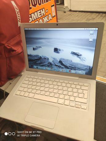 Macbook a1181 2 ядра 2400ггц 6000р