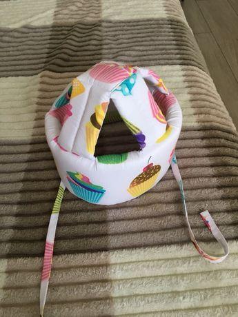 Шлем новый противоударный для детей