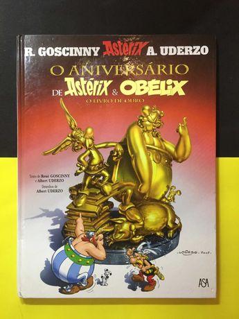 R. Goscinny, A. Uderzo - O Aniversário de Astérix e Obélix