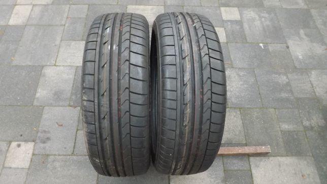 Opony letnie DEMO Bridgestone Potenza RE050A 175/55/15 77V 5019 NOWE