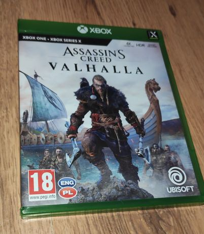 Assassin's Creed Valhalla PL Xbox one / series x