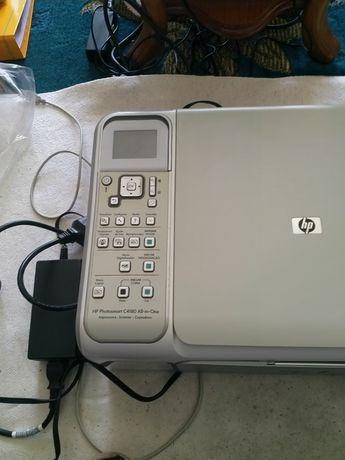 Fotocopiadora marca HP C4180 All-in-One