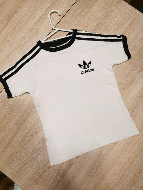 Sportowa koszulka/tshirt adidas r. 140
