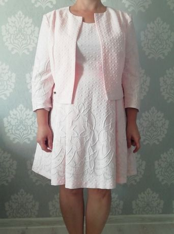 Sukienka damska + żakiet